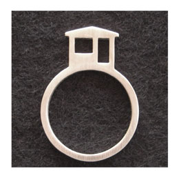 SCENIC STACK RING: BACH