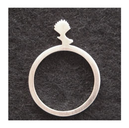 SCENIC STACK RING: FANTAIL