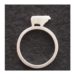 SCENIC STACK RING: SHEEP